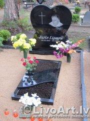 granita kapu piemineklis
